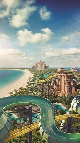Parc Aquaventure de l'Atlantis