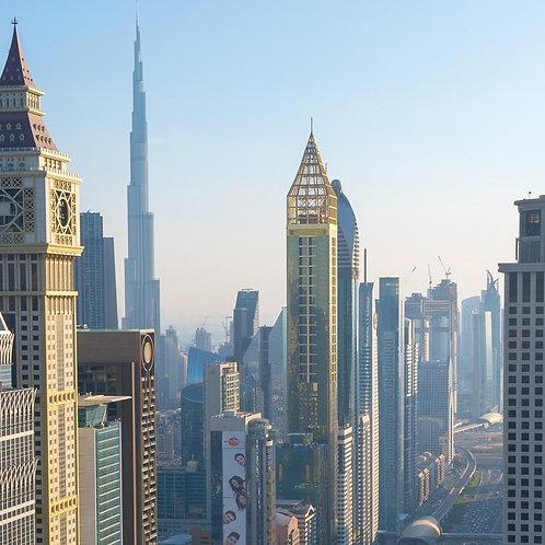 Hôtel Gevora Dubai 4*