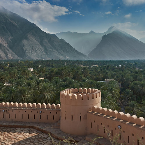 Visite des Splendeurs d'Al Batina à Oman