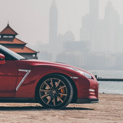 Location Nissan GTR