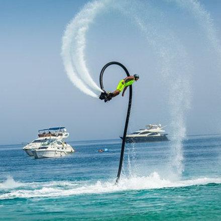 Pack jet ski 30min + Flyboard 20min à Dubai avec instructeur français