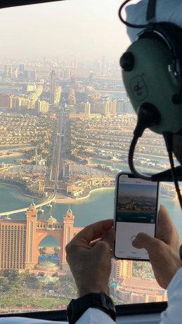 Survolez Dubai en Hélicoptère !!