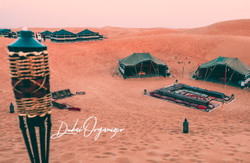Privatisation de camps Emirati