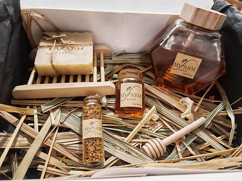 Gift Box Discovery Sidr Honey