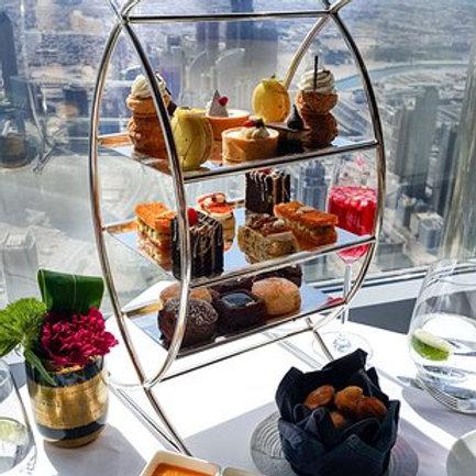 Pause thé au Burj Al Arab avec chauffeur depuis vôtre hôtel
