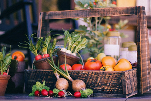 Myfarmdubai Fresh Organic Box  6 Kg