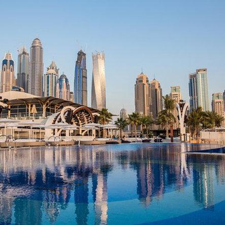 Zéro gravity club privée à Dubai