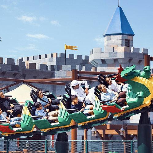 Entrée pour le Parc Legoland à Dubai