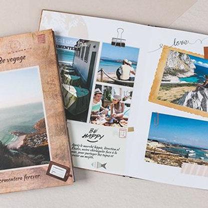 Création de votre livre Photo de votre séjour aux Emirats , livré chez vous