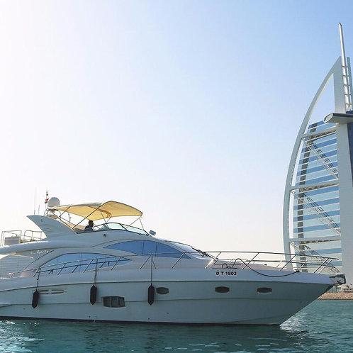 Location de yatch privé à Dubai 56Ft