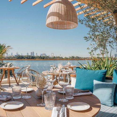 Journée Au lagon Twiggy à Dubai