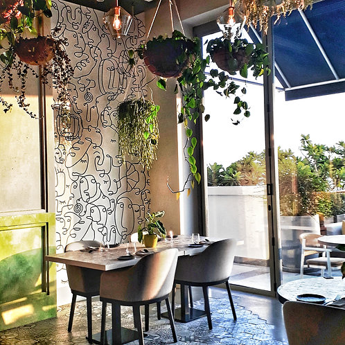 "Restaurant "" Soulgreen "" à Dubai"