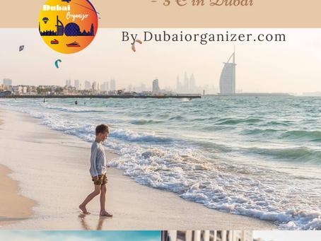 Toutes les activités à - de 5€ à faire à Dubai / All activities under € 5 to do in Dubai