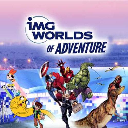 Entrée pour IMG à Dubai