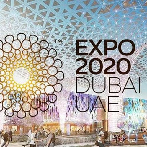 Vos billets pour L' Expo 2020 Dubai