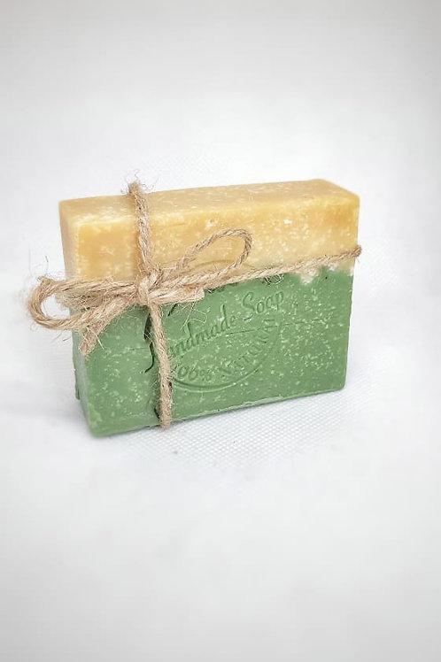 Lemongrass Soap 100 % Organic