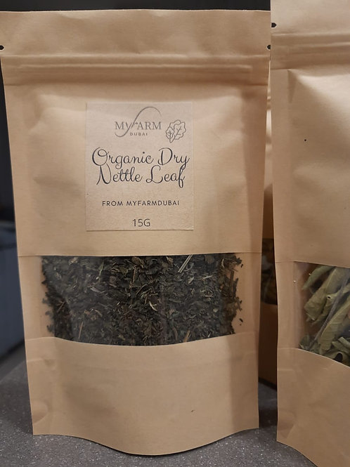 Organic Dry Nettle Leaf for Infusions
