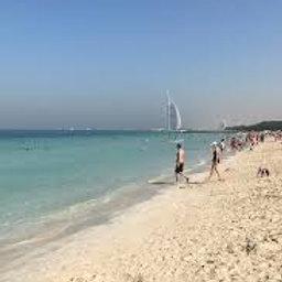Secret Beach à Dubai