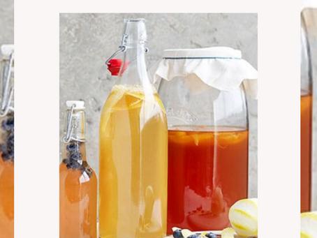 What is Kombucha tea ?