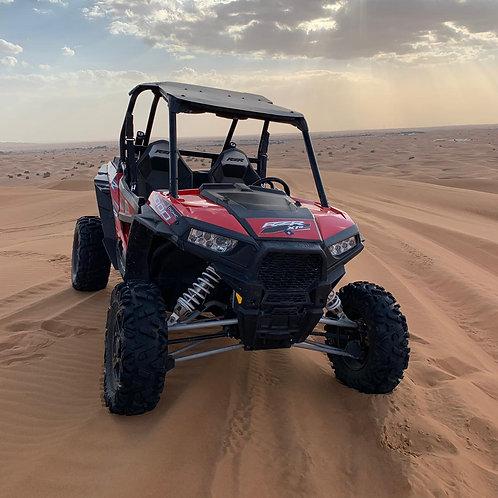 Session de Buggy pour 2 dans le désert (avec ou sans transport depuis Dubai