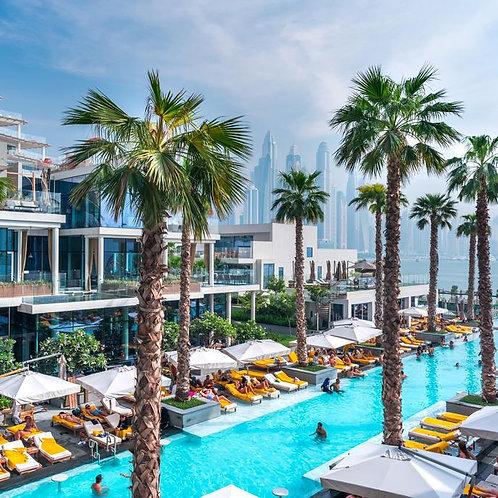 Hôtel Five Palm à Dubai 5*