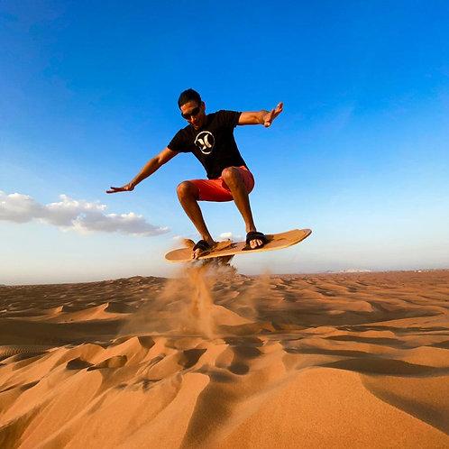 Safari Privé à Dubai + Transport + Lunch ou Dinner, Dromadaire ,Surf