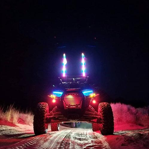 Session de 1h Buggy la nuit dans le désert (avec ou sans transport)