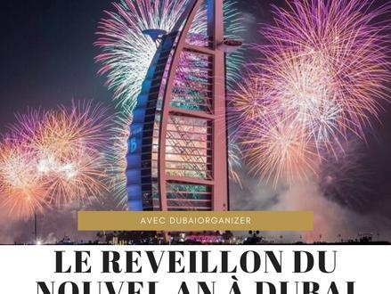 Le Reveillon Du Nouvel An à Dubai / New Years Eve in Dubai