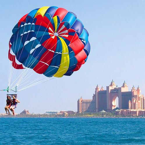 Session de Parachute ascensionnelle ( tractée )