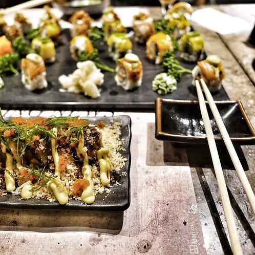 "Restaurant "" Mori Sushi "" à Dubai"