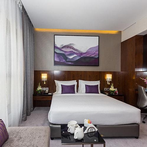 Hôtel Flora Al Barsha à Dubai 4*