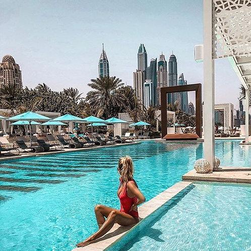Drift Beach club privée à Dubai