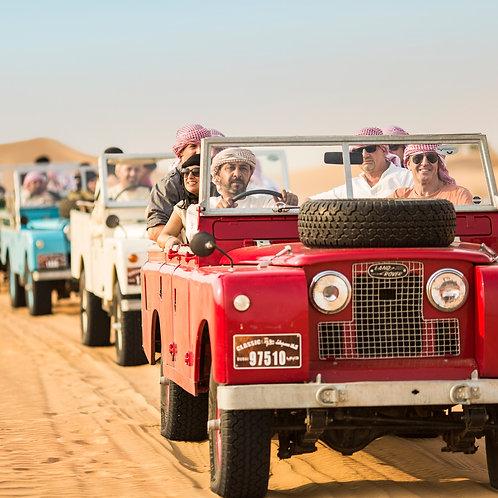 Safari de luxe authentique avec Transport et Diner