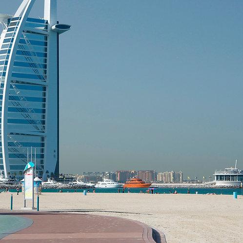 Sunset Beach à Dubai