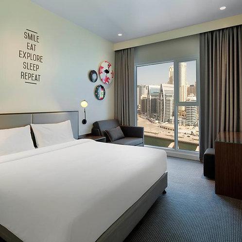 Hôtel Rove Dubai Marina 3*