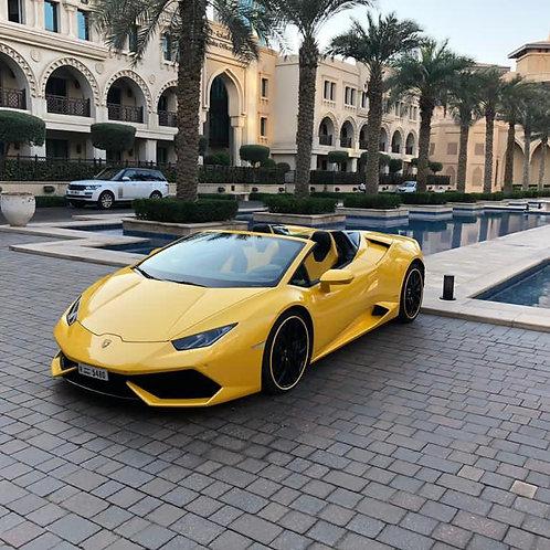 Lamborghini Hurracan spider