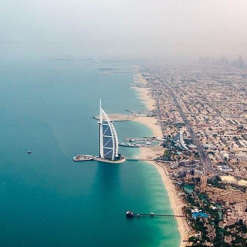 Visite de Dubai ( 4h ) avec transport depuis votre hôtel