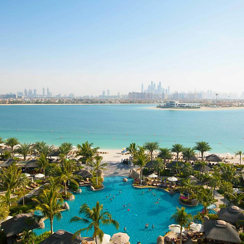 Hôtel Le Sofitel The Palm Resort & Spa à Dubai 5*