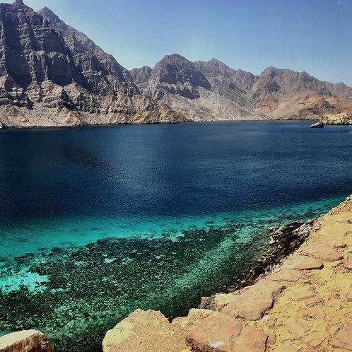 2 jours et 1 nuit à Oman entre Croisière et Visite avec Transport depuis Dubai