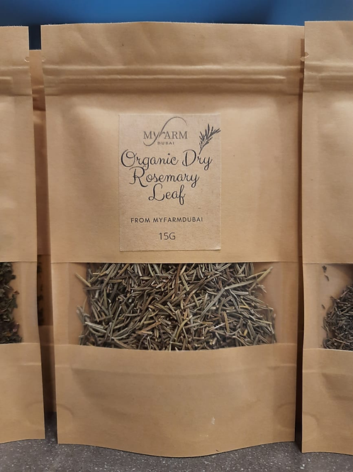 Organic Dry Rosemary for Infusions