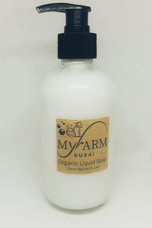 Organic Liquid Soap