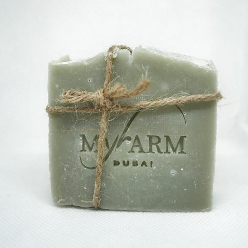 Green Clay Soap 100 % Organic
