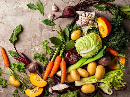 Myfarmdubai Fresh Organic Box 4 Kg