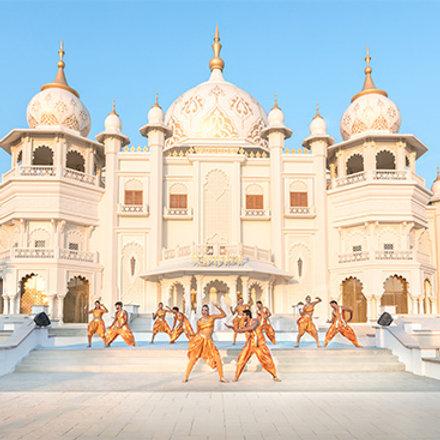 Entrée pour le Parc Bollywood à Dubai