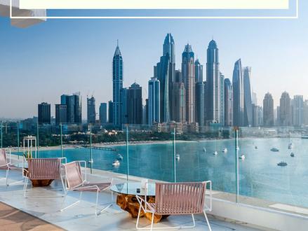 Les Meilleurs Rooftop à Dubai / The best rooftop in Dubai