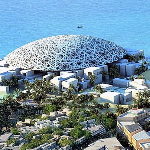 Billet pour le Louvre d'Abu Dhabi