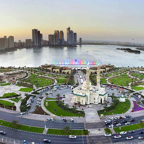 Visite de Sharjah avec transport depuis vôtre hôtel à dubai