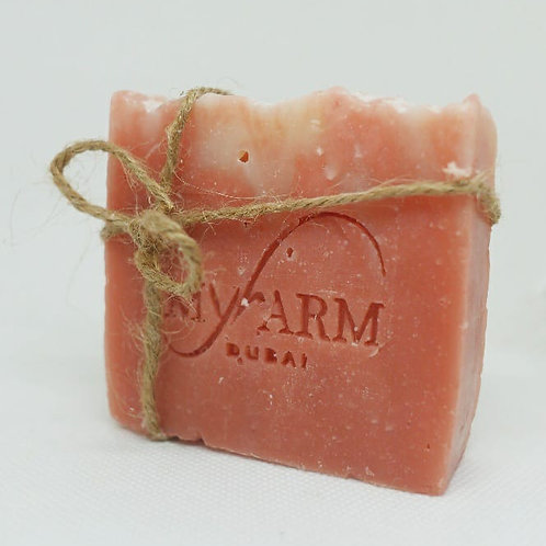 Red Clay Soap 100 % Organic