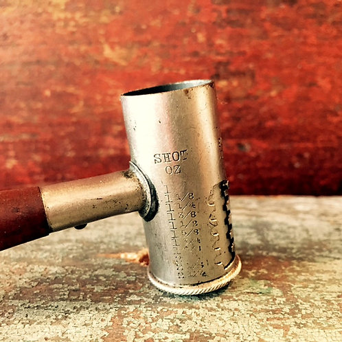 1860's Antique Shot and Powder Measure