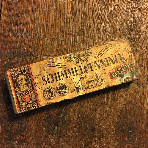 Vintage Cigar Tin- Schimmelpenninck - Made in Holland